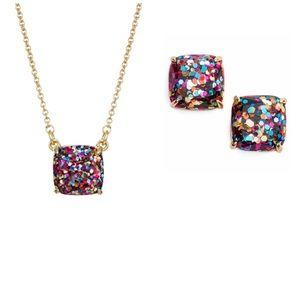 NEW Kate Spade Cause A Stir Jewelry Set